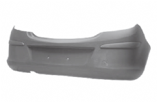 VAUXHALL CORSA  D   MK 3    REAR BUMPER   NEW  2007 - 2011    5 DOOR MODEL   ( IN PRIMER )
